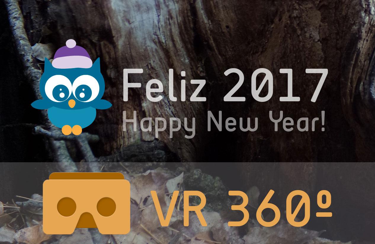 Feliz 2017 Happy new year!